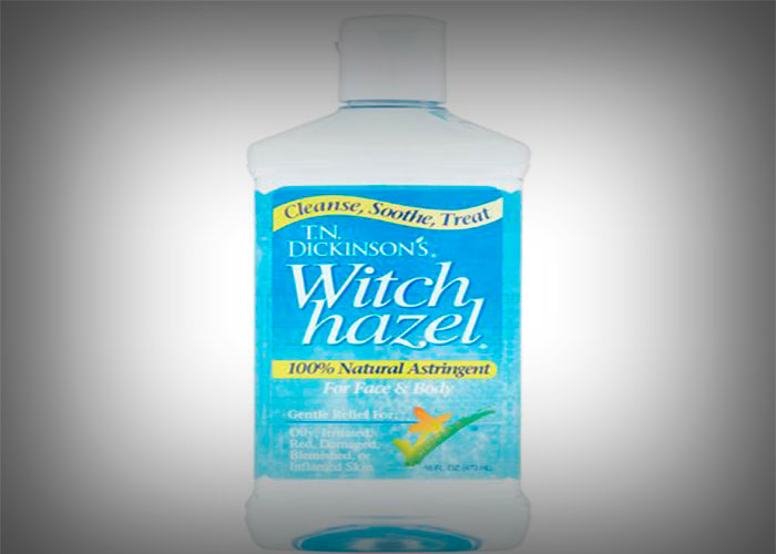 Witch Hazel for Cellulite Treatment