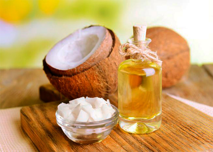 Coconut Oil to treat milia