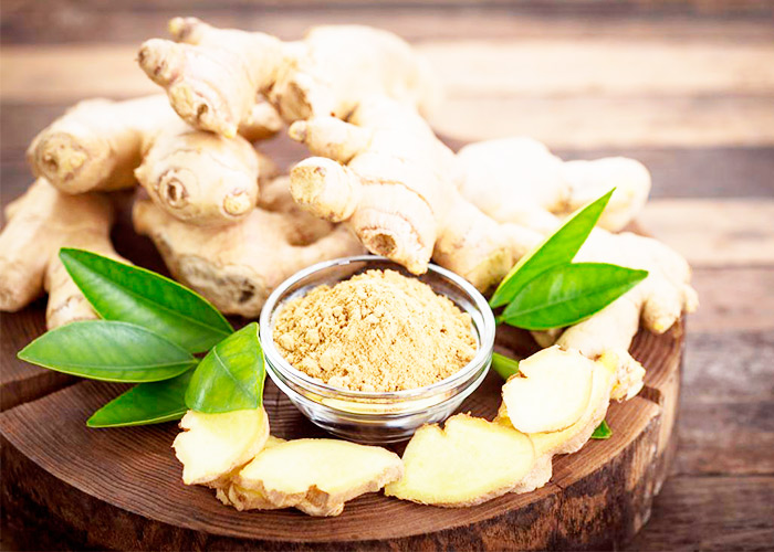 Ginger for Skin Tags Removal