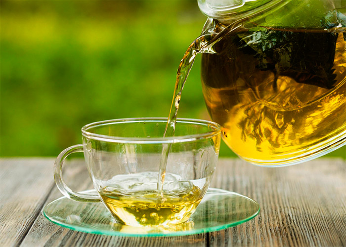 Green Tea to Stop Post-Nasal Drip