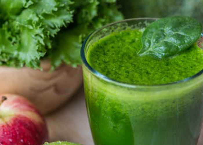 Parsley Juice for Weight Loss