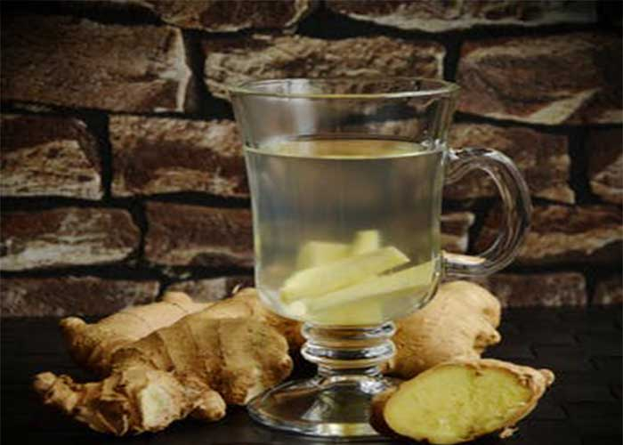 Ginger for Pneumonia