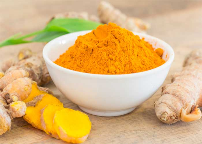 Turmeric for Pneumonia