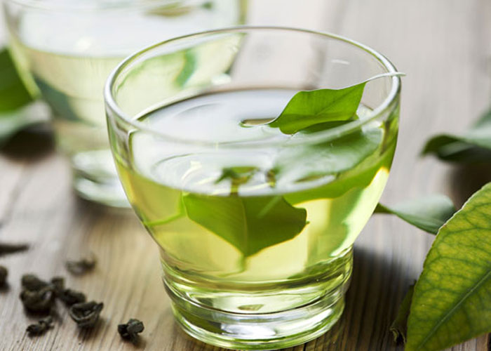 Green Tea to Get Rid of Hives Naturally