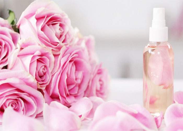 Rose Water for Sore Eyes