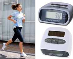 Pedometer with Activity Tracker