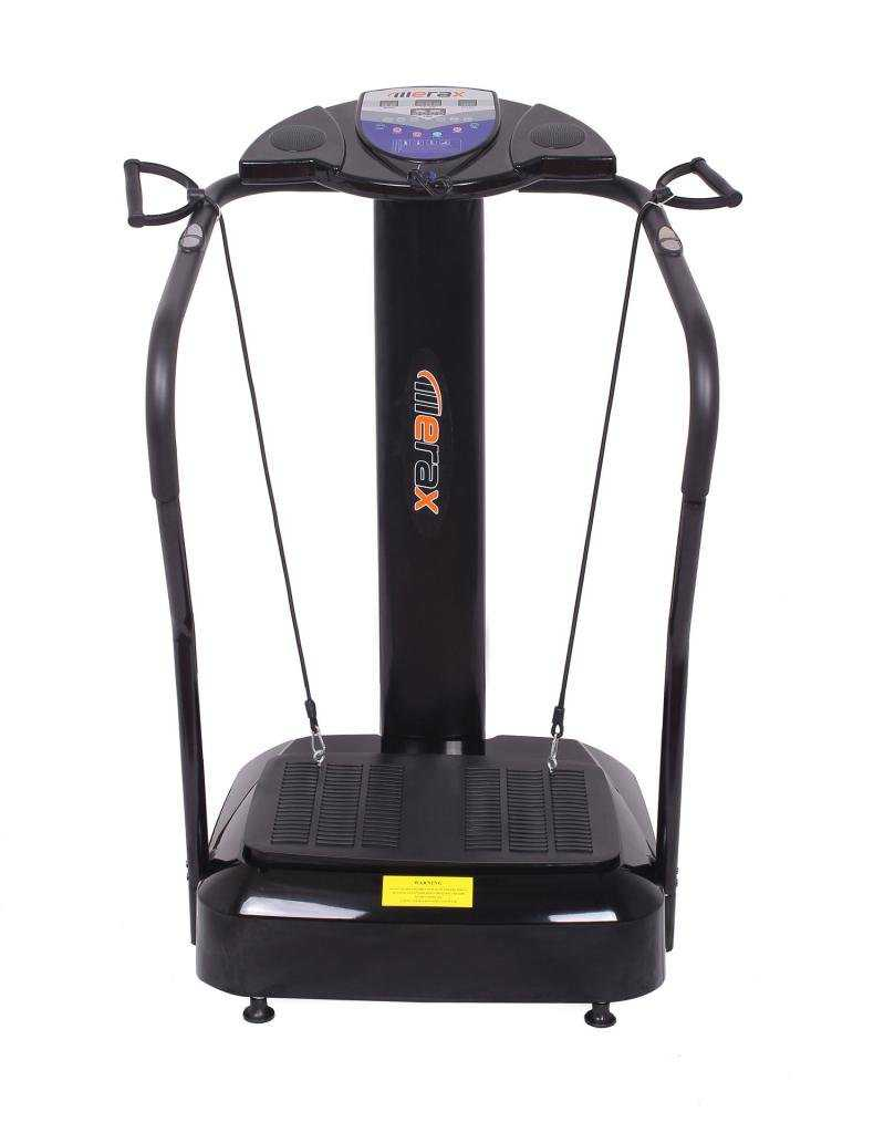 Merax Full Body Vibration Platform Slim Fitness Machine