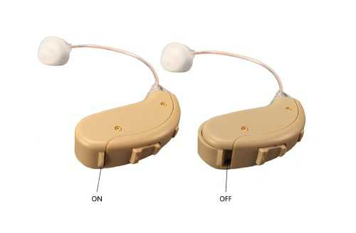Romex Behind the Ear Hearing Amplifier R104A