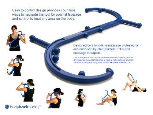 Body Back Buddy Self-Massage Tool