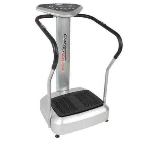 Crazy Fit Vibration Whole Body Exercise Machine
