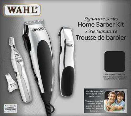 Wahl 79524-3001 Home Barber 30 Piece Kit