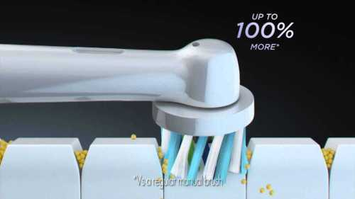 Oral – B Cross Action Power Electric toothbrush