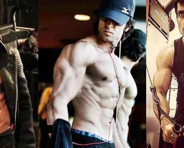 bollywood actors workout