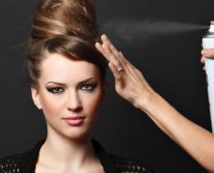 hair spray india