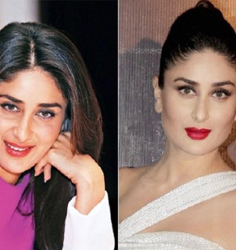 Kareena Kapoor Bollywood Actress Plastic Surgery