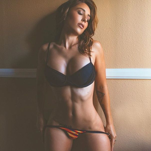Tianna Gregory sexy