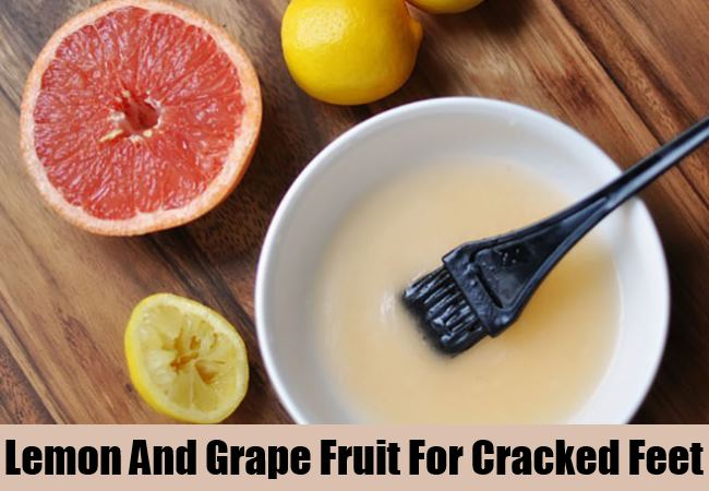 Lemon And Grape Fruit