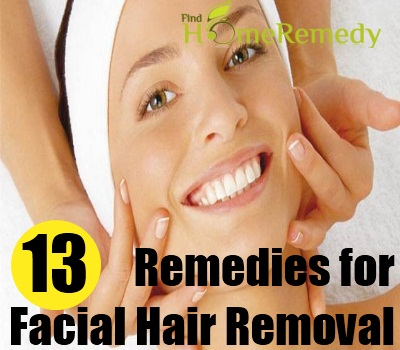 Facial Hair Removal