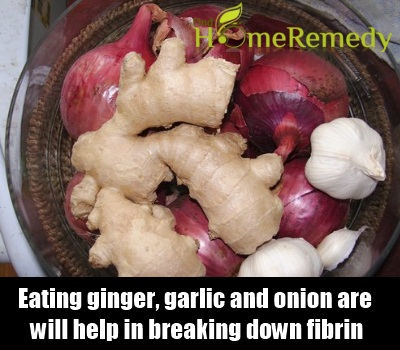 Ginger, Garlic and Onion