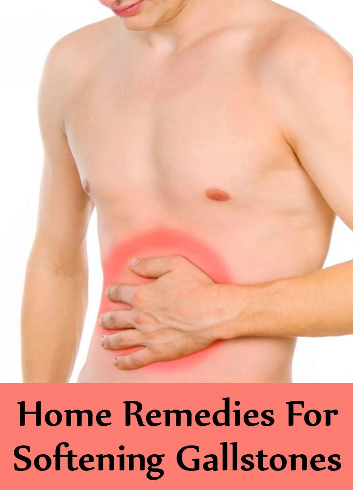 Home Remedies For Softening Gallstones