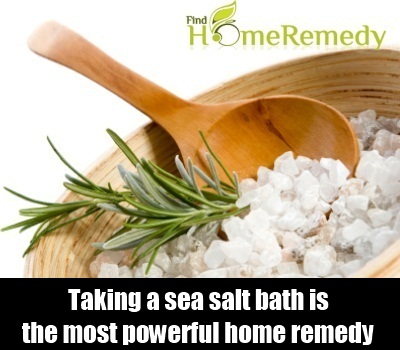 Sea Salt Bath