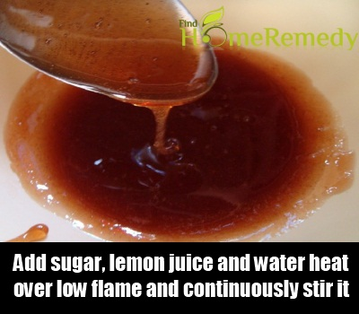 Way to Prepare Sugar Wax