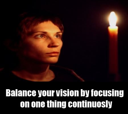 balance your vision
