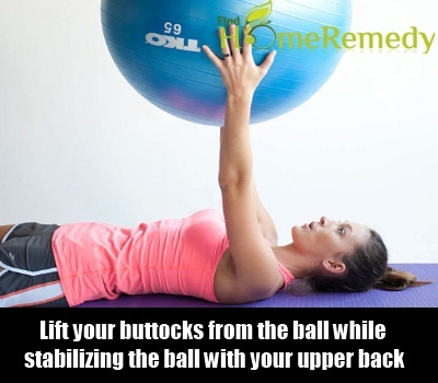 To Perform On The Exercise Ball
