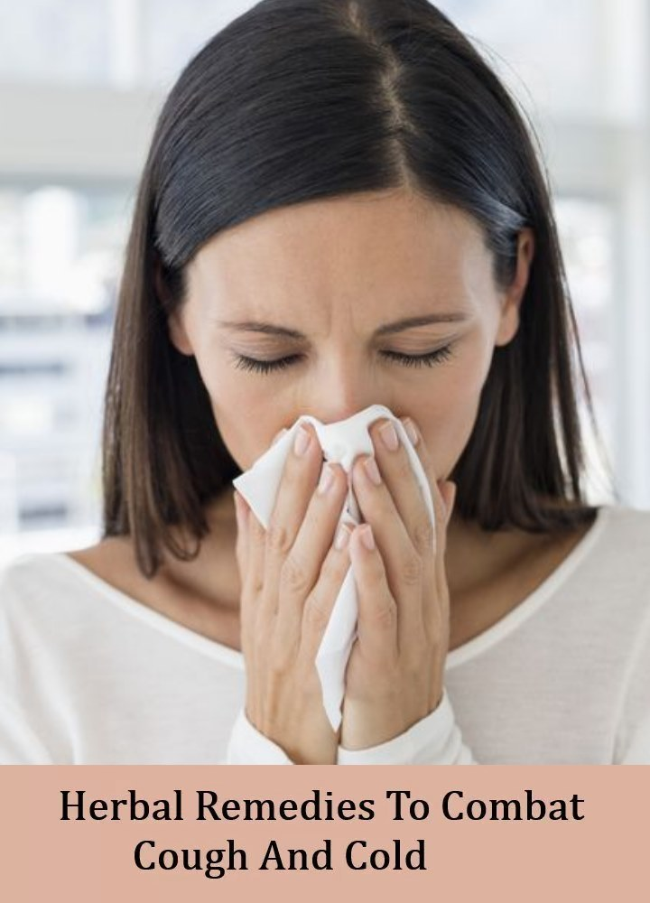 6 Herbal Remedies To Combat Cough And Cold