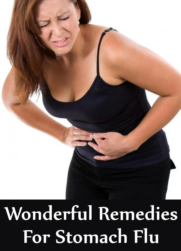 Remedies For Stomach Flu