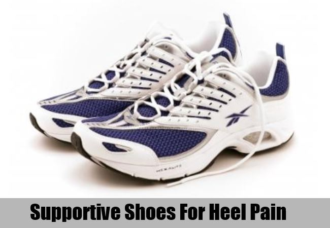 Supportive Shoes