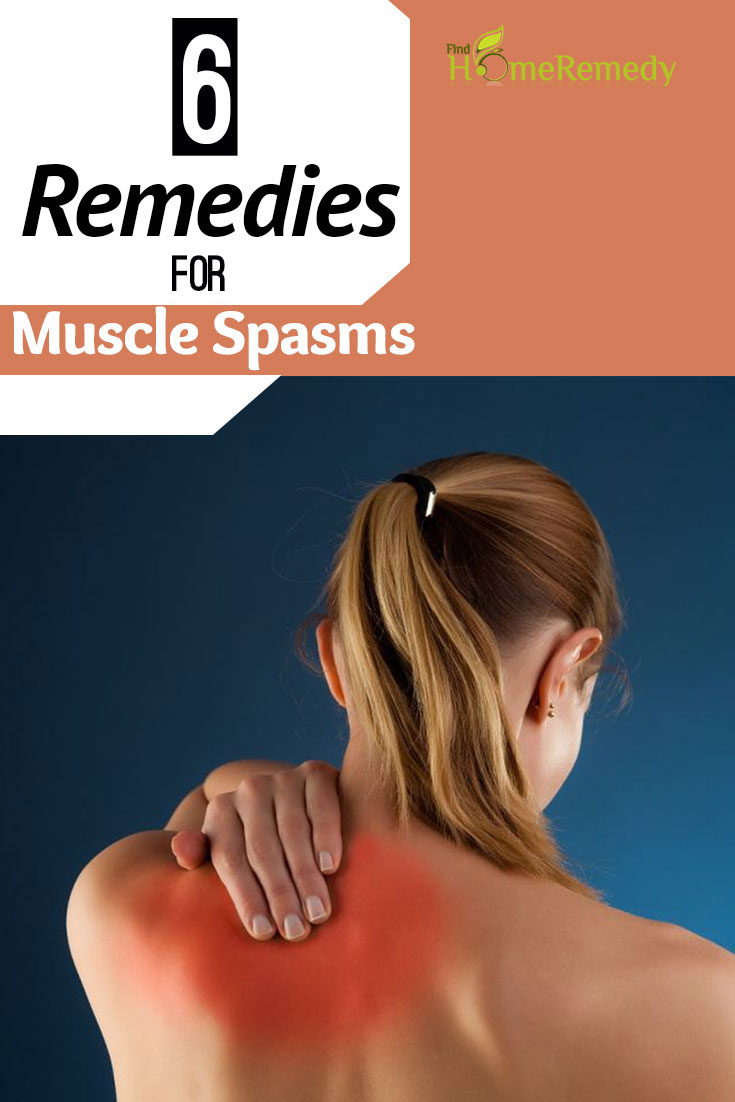 Home Remedies For Muscle Spasms In The Neck