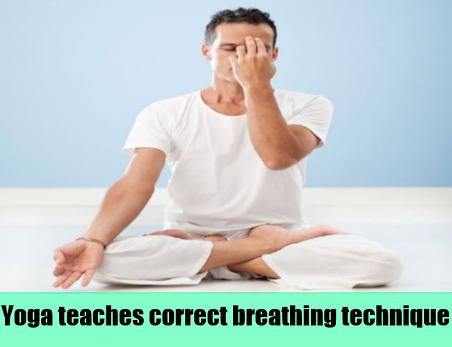 Correct Breathing Techniques