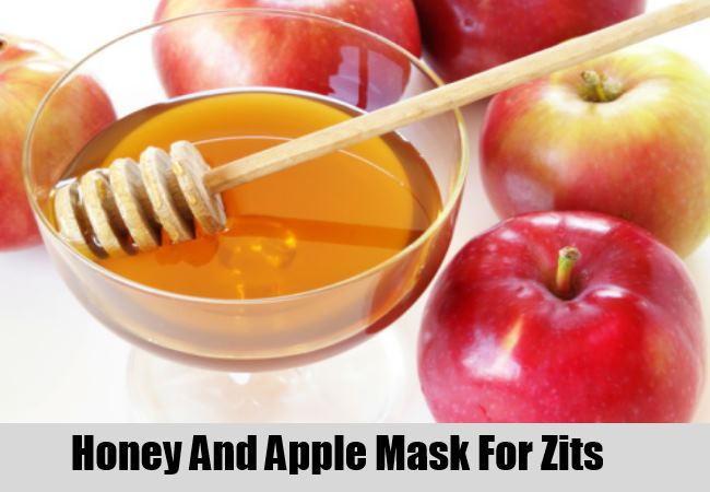 Honey And Apple Mask