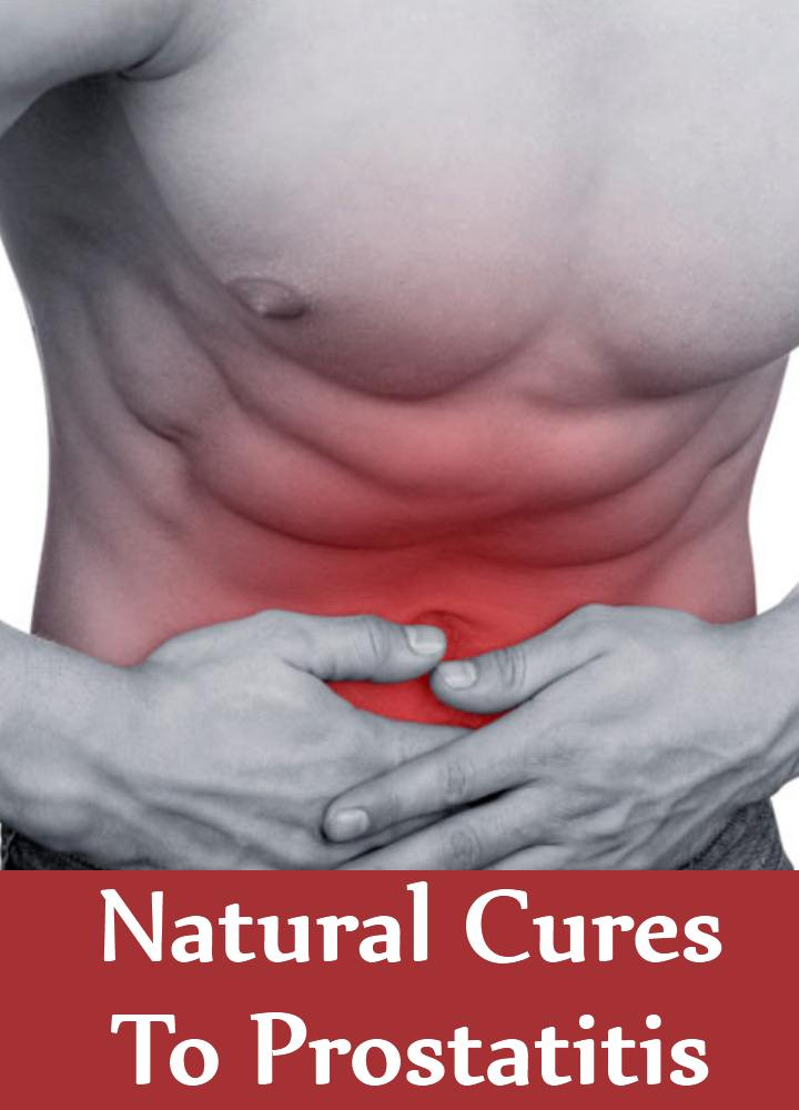 Natural Cures To Prostatitis