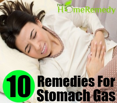 Stomach Gas