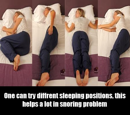 Ways Of Sleeping