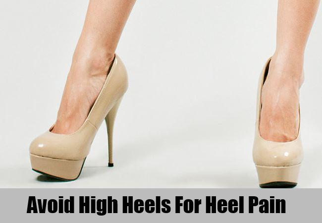 Avoid High Heel