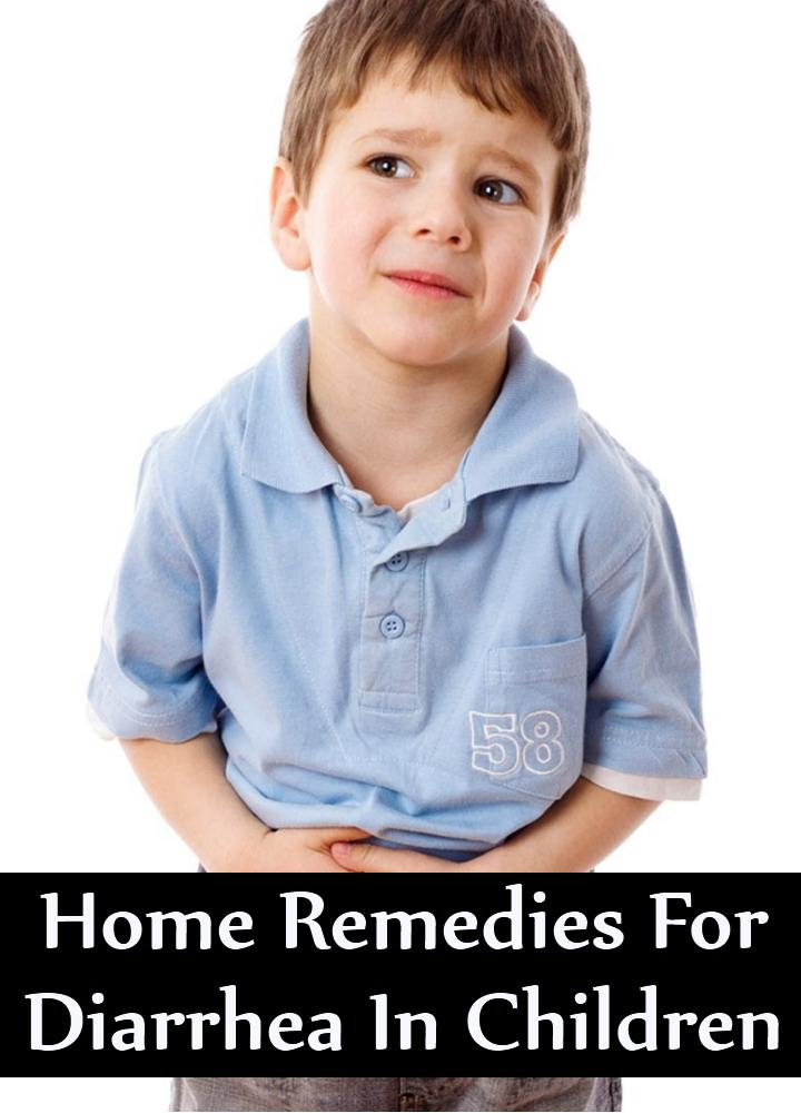 Home Remedies For Diarrhea In Children