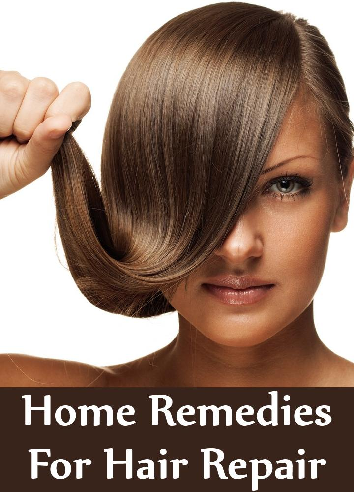 Home Remedies For Hair Repair