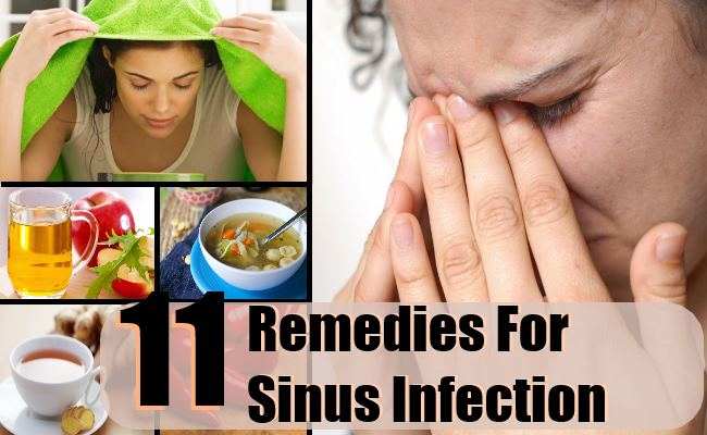 Remedies For Sinus Infection