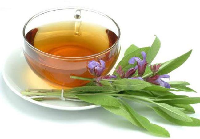 Sage Tea Soak