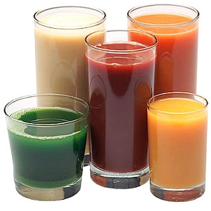 Drink fresh juices