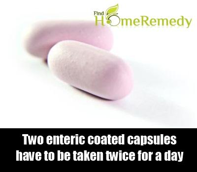 enteric coated capsules