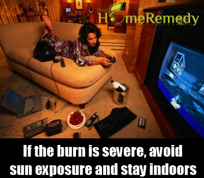 Avoid Going Outside