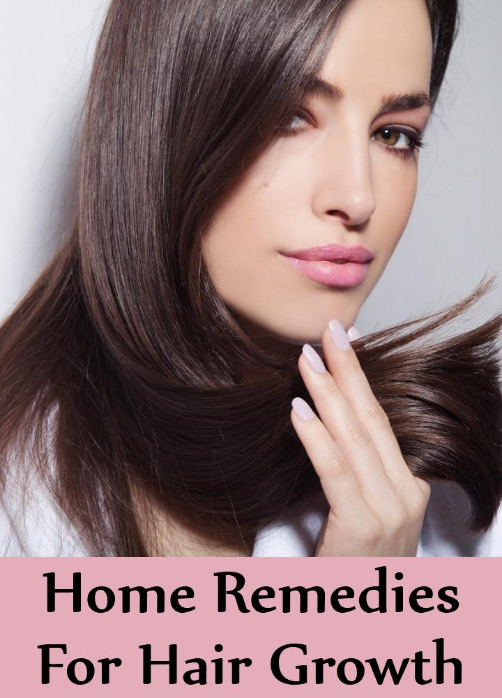 10 home remedies for hair growth