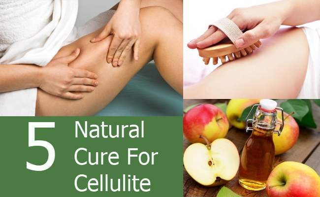 Natural Cure For Cellulite