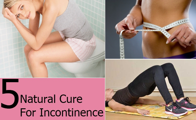 Natural Cure For Incontinence