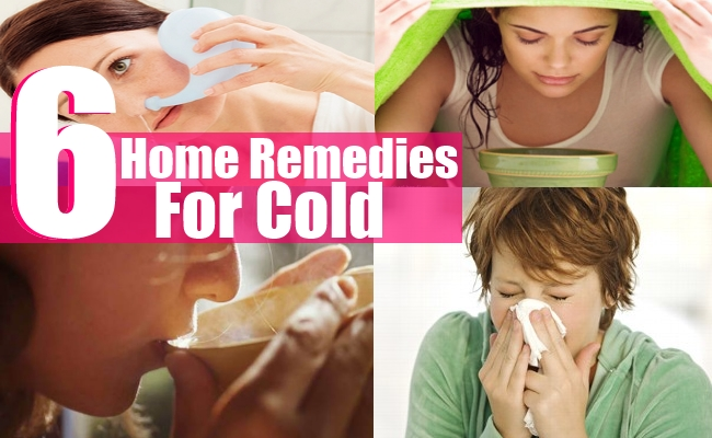 Remedies For Cold
