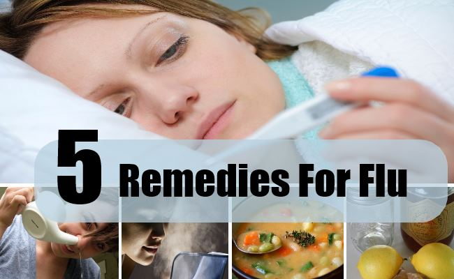 Remedies For Flu